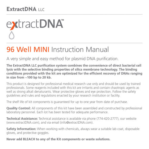 ExtractDNA LLC