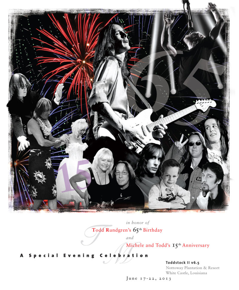 Todd Rundgren 65th Birthday Celebration