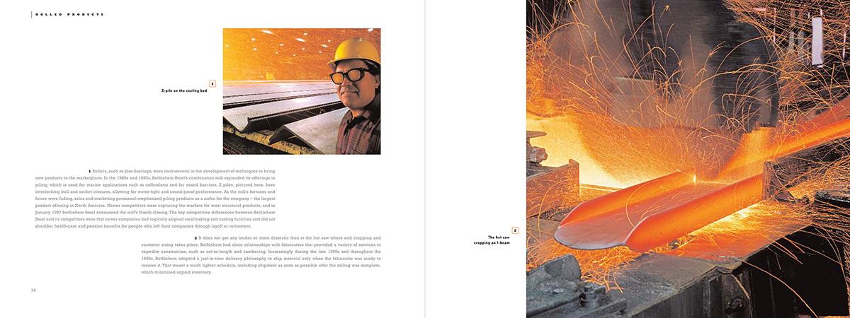 Inside Bethelehem Steel: The Final Quarter Century